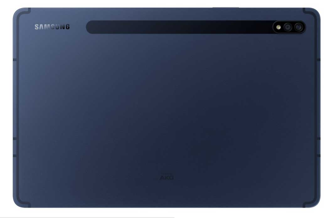 Samsung Galaxy Tab S7 กับ Samsung Galaxy Tab S7+ มีตัวเลือกความจุ 512GB และสีน้ำเงินเข้มใหม่ Phantom Navy โผล่เว็บไซต์ของ Samsung ในเยอรมัน