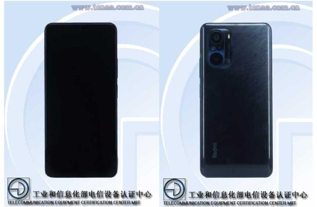 Redmi K40 และ Redmi K40 Pro ผ่านการรับรองจาก TENAA พร้อมเผยภาพและสเปกบางส่วน ก่อนเปิดตัวในวันที่ 25 เดือนกุมภาพันธ์ 2021 ที่ประเทศจีน