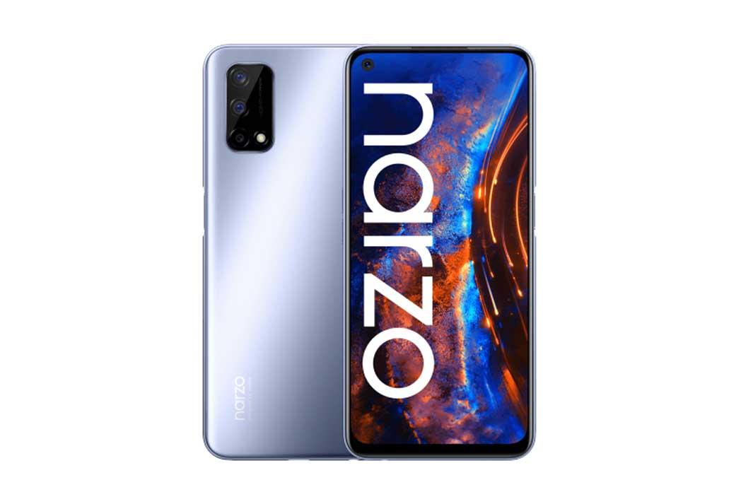 Realme เปิดตัว Narzo 30 Pro (5G) มาพร้อมจอ 120Hz และNarzo 30A รุ่นเล็กราคาประหยัด มาพร้อมแบต 6,000mAh
