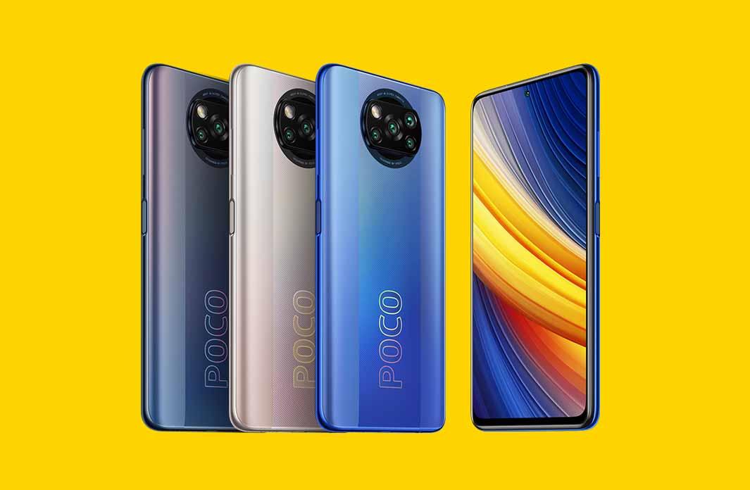 เปิดตัวสมาร์ทโฟน POCO X3 Pro และ POCO F3 อย่างเป็นทางการ มาพร้อมชิปเซ็ต Snapdragon 860 และชิปเซ็ต Snapdragon 870 ในราคาเริ่มต้นไม่ถึงหมื่น